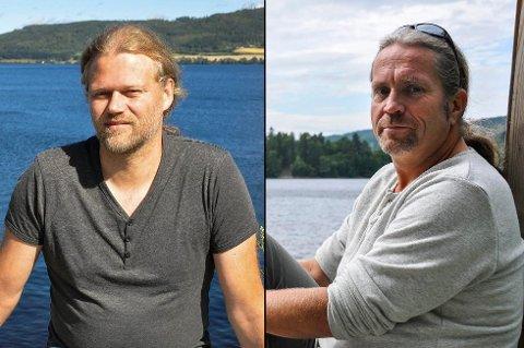 Are Granheim (Frp) og Bård Brørby (SV) kan ende opp sammen rundt forhandlingsbordet dersom Jevnaker Ap ikke får napp hos Høyre.