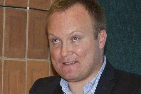 Korrupsjon: Hans-Petter Aasen (Sp).