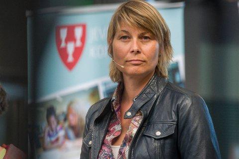Varaordfører Elisabeth Klever (H) kan tenke seg å ta steget opp og bli ordfører etter Per R. Berger.