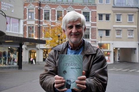 Ådne Frestad er fersk krimbok-forfatter.