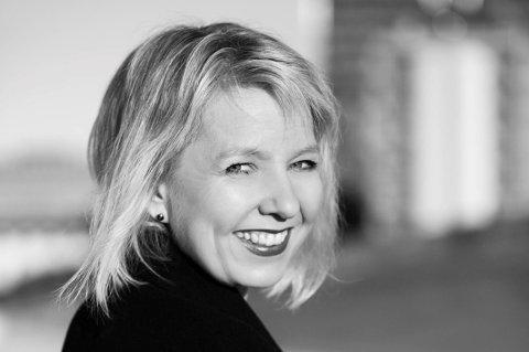 Marit Reiersrud har skrevet første kapittel i årets skrivestafett.