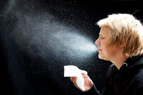 Influensasesongen ser ut til å komme tidlig i år.