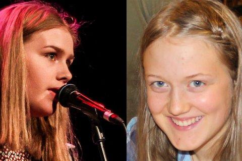 Ingeborg Bratvold (til venstre) og Synnøve Liodden er begge nominert til Drømmestipendet.