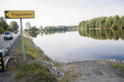Ramsar-rapporten går mot kryssing både ved Busund og Helgelandsmoen.
