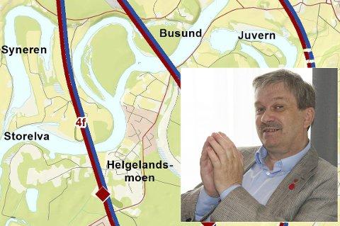 Regionrådet ber om støtte hos veidirektortet.