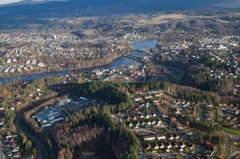 I Jevnaker kommune har veksten i boligprisene vært enda bedre enn landet forøvrig, mens Ringerike blir hengende litt etter.