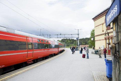 – Og den som tror dette var et innlegg som har med Bergensbanens forstoppelse å gjøre, få tro hva hun vil!, skriver Sverre Harald Amundsen i dette leserinnlegget.