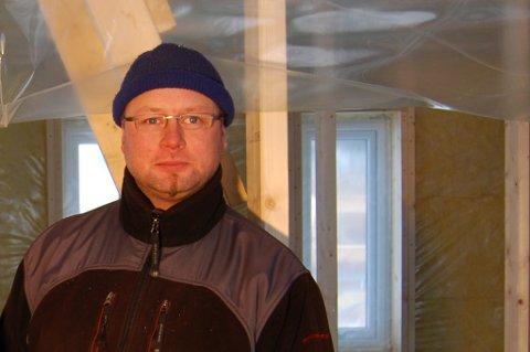 Espen Haugelien kan få 60.000 kroner i etableringsstipend fra Jevnaker kommune.