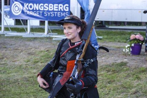 Anne Ingeborg Sogn Øiom ble nummer ti i Kongelaget torsdag kveld.