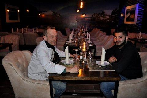 STENGT: City Fusion drives av de to restauratørene Marko Josef Charles Pütz og Abidur Chowdhury. Restauranten er stengt på ubestemt tid.