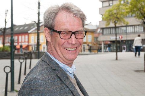 Svein Eystein Lindberg er glad for fortsatt støtte til Ringerike Etablerersenter.