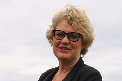 Kjersti Søberg er ny rektor ved Hønefoss skole.