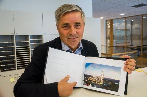 Haakon Tronrud og Tronrud eiendom har kjøpt Byporten-prosjektet