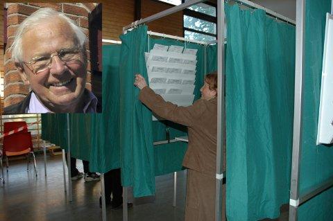 Per Stamnes skriver om hvordan han oppfattet de forskjellige partiene under valgkampen. Arkivfoto