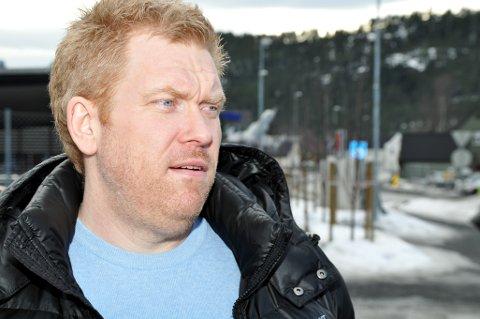FÅ SAKER: Leder i Buskerud Ap Bjørn Tore Ødegården, forteller at han kjenner til uønskede saker lokalt i fylkespartiet, men understreker at det er få og at de er håndtert etter boken.