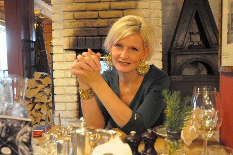Treffer: - Vi jobber intenst med å skape julehygge for gjestene våre og håper vi treffer, sier Cecilie Laeskogen.