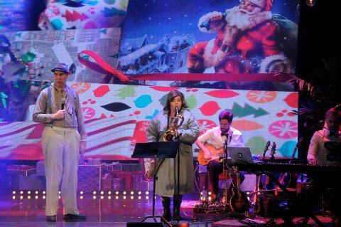 SUKSESS: – At nesten 8.000 har kommet til det første juleshowet i eget hus er langt over det vi hadde drømt om, sier Hege K. Kjørstad i TBA.
