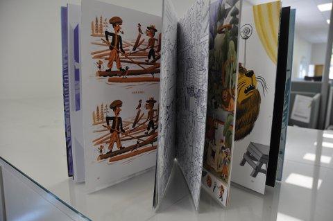 Aktivitetsbok for små og store på Kistefos-Museet