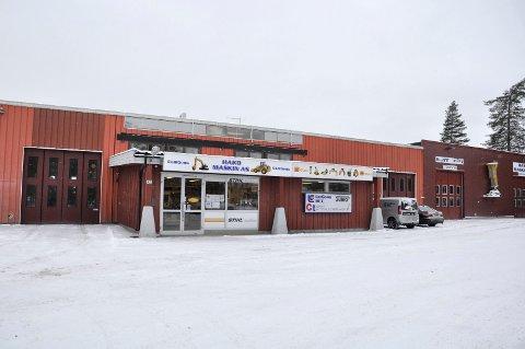 BOBEHANDLING ER INNSTILT: Hako Maskin AS holdt til i disse lokalene på Hensmoen, som fortsatt er til salgs. Arkivfoto