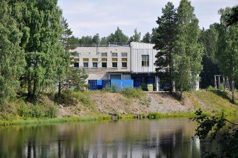 Huthamaki: Fabrikken er solgt og skal i framtiden huse datasentervirksomhet.