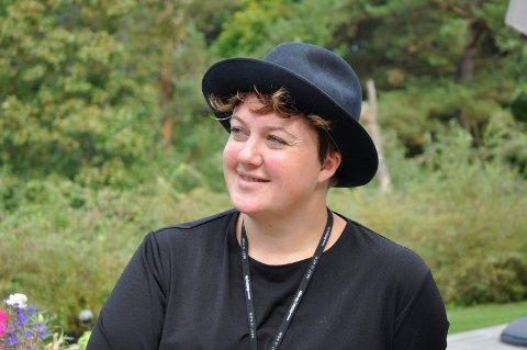 """Frontfigur i film: Marie Risan fronter Endometriosesaken i filmen """"Blodig alvor""""."""