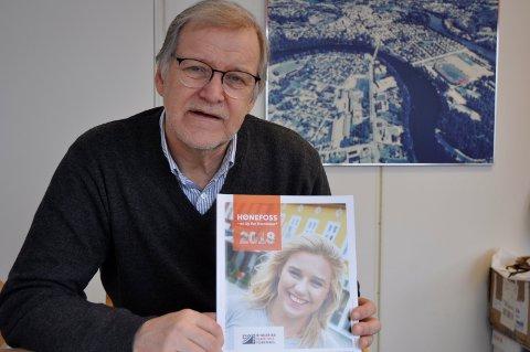 MYE HAR SKJEDD: Jan Erik Gjerdbakken mener han forlater en næringsforening som er helt forskjellig fra den han begynte i.