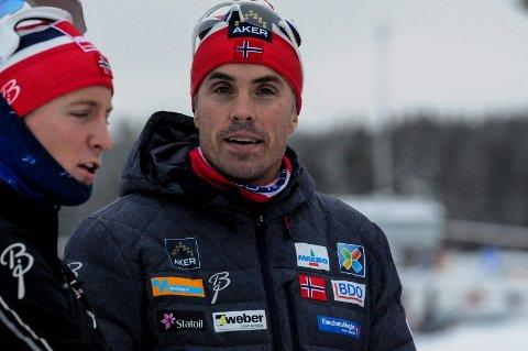 Vidar Løfshus slutter som landslagssjef i langrenn etter sesongen.
