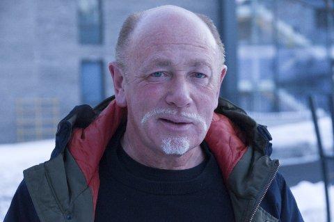 STILLHET OG «TRØKK»: Vebjørn Stenberg liker både skogens stillhet og trykket fra lydsterke scener.