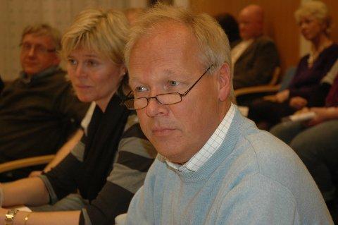 Per Ole Rønning (H) lanserte ideen om at Jevnaker bør bli by. Forslaget fikk god støtte også fra politiske motstandere. Dermed kan det kanskje bli en bydebatt i vår.