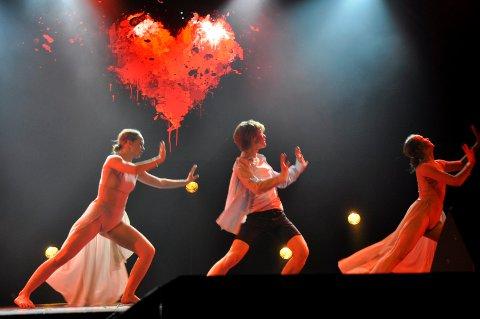 Musikalkollektivet: Skal danse mot vår.