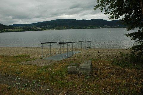 LETTERE: Nå kan alle bade på Nordbytangen.