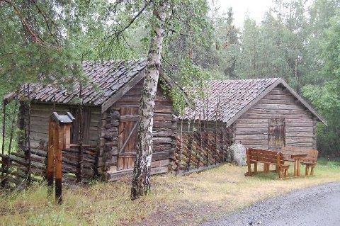 SVENSKERUD: Bygdetunet er på Svenskerud, ved Nakkerud, og var ukjent til og med for historieinteresserte på Tyristrand.