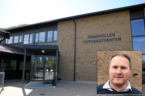 SØKERLISTEN ER KLAR: Det er grei interesse for inspektørjobben som Jan Inge Lerum (43) forlater til sommeren, til fordel for rektorrollen.