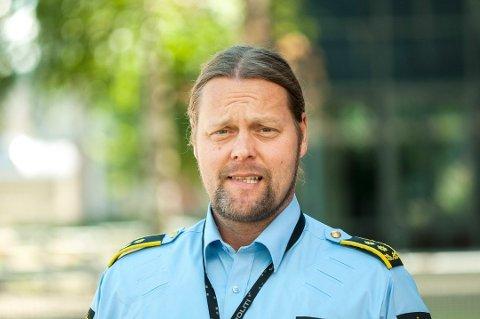MULIG LØSLATELSE: Politiadvokat Ole Jacob Garder i Sør-Øst politidistrikt opplyser at det trolig ikke blir refengsling av Hønefoss-mannen.