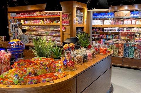 KOMMER TIL DRAMMEN: Nærmeste Dropsen butikk holder til på Sandvika Storsenter. I september åpner de på Gulskogen.