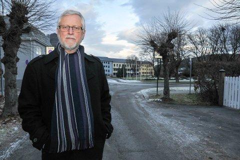FORSVARER: Advokat Borgar Veiding var forsvarer for 22-åringen både i tingretten og i lagmannsretten. Nå skal saken opp i Høyesterett. Foto: Arkivfoto