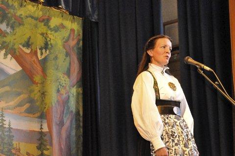 NY JOBB: Unni Boksasp har sagt ja til jobb i Rauland. Men hun forsikrer RA lesere at hun forstatt vil bli en del av kulturlivet i Tinn.