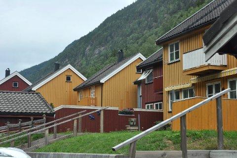 SOLGT: En andel i Øverland borettslag er solgt for 670 000 kroner. Borettslaget består av 12 enheter fordelt på 12 eneboliger. Byggeåret er 1982 (arkivbilde)