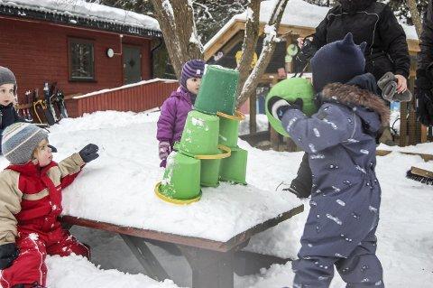 Heier: William Gollo  Forberg, Viil Bjerkehagen Lurås, og Sofia Kristine Norenes heier på William Mogen Sæther.