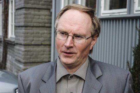 Foredrag: Seniorrådgiver Trond Aasland holder foredraget «Takk, tilgivelse, tillit og fred» på Vemork om ettermiddagen.