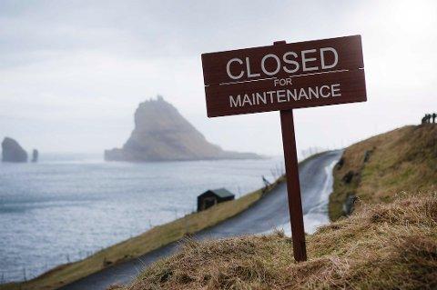 DUGNAD:  For å ta vare på naturen stenger Færøyene for turister den siste helgen i april – med mindre de ønsker å hjelpe til under dugnadshelgen.