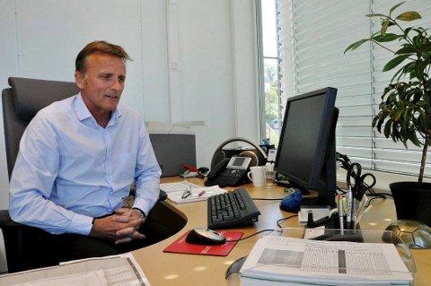 ARBEIDSMARKED: - Antall personer på tiltak øker i Telemark, opplyser direktør Terje Tønnessen i NAV Vestfold og Telemark. (foto : Glenn Vik)