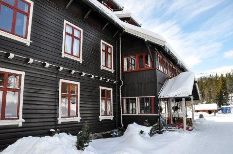 Stengte dører Tuddal Høyfjellshotell holder stengt inntil vider, som følge av Koronafrykt og avbestillinger.