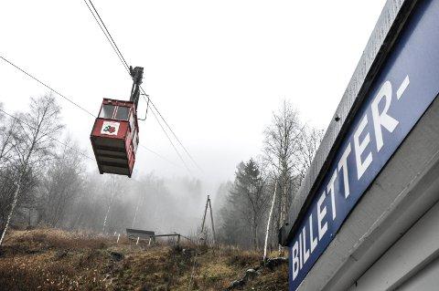 GODT BETALT: Lederlønningen i 2018 på Krossobanen var skyhøy. Styreleder Olav Ulleren forklarer at det var et ekstraordinært år.