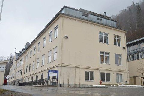 ØNSKER AKTIVITET: Nå ønsker posisjonen å sjekke om det er mulig å få til en avtale med Sykehuset Telemark slik at Rjukan sykehus kan ende på Tinn kommunes hender.
