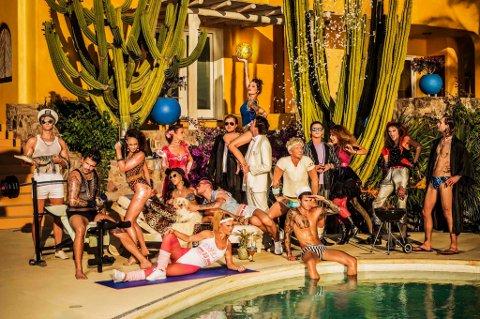 NY SESONG: Her er deltakerne i sesong 7 av Paradise Hotel fotografert av fotograf Per Heimly i samarbeid med stylist Erlend Elias Bragstad.