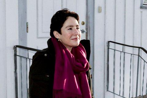 UTDANNET TEOLOG:  Veronica Orderud har tatt mastergrad i teologi mens hun sonet straffen for trippeldrap. Nå vil hun bli fengselsprest. FOTO: TOM GUSTAVSEN