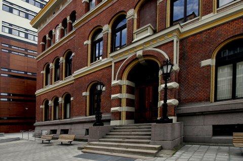 DØMT: De tre tidligere styremedlemmene ble dømt til å betale 15 millioner kroner av Borgarting lagmannsrett. FOTO: SCANPIX