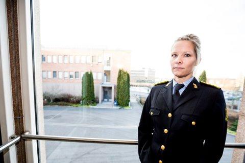 SVÆRT ALVORLIG: Politiadvokat Edith Ek Sørensen i Øst politidistrikt sier at saken har et stort omfang og at de prioriterer etterforskningen av den overgrepssiktede legen.