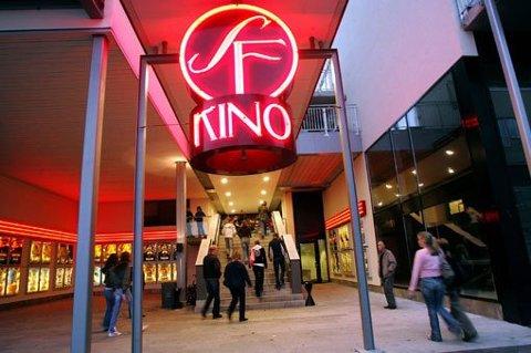 SOLGT: Lillestrøm Kino som var eid av SF Kino er solgt til AMC Theatres, verdens største kinokjede.